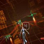 Rez - artistic videogame